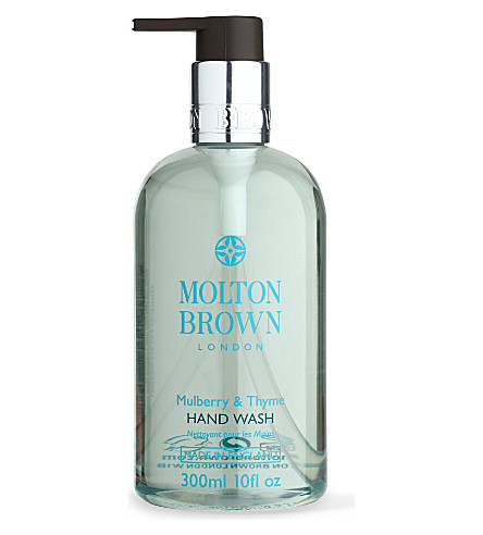 MOLTON BROWN Mulberry & Thyme hand wash 300ml