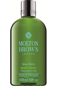 MOLTON BROWN Silver Birch Body Wash 300ml