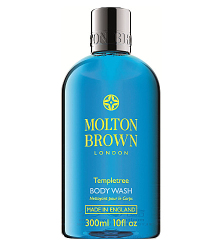 MOLTON BROWN Templetree Body Wash 300ml