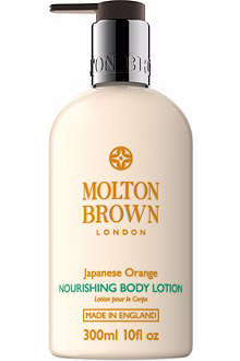 MOLTON BROWN Japanese Orange body lotion 300ml