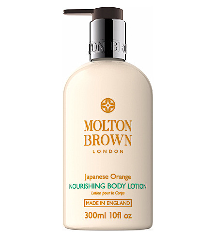 MOLTON BROWN Japanese Orange body lotion 300ml