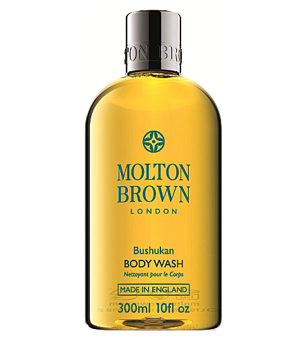 MOLTON BROWN Bushukan Citrus Body Wash 300ml