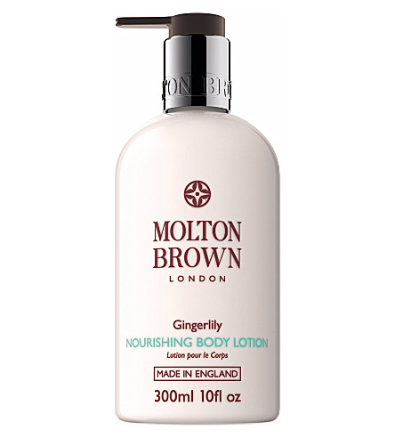 MOLTON BROWN Gingerlily 身体乳液300毫升