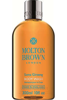 MOLTON BROWN Suma Ginseng Body Wash 300ml