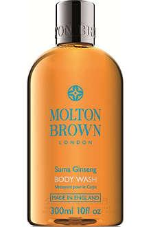 MOLTON BROWN Suma Ginseng Body Wash 300ml