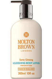 MOLTON BROWN Suma Ginseng Nourishing Body Lotion 300ml