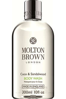 MOLTON BROWN Coco Sandalwood Body Wash 300ml