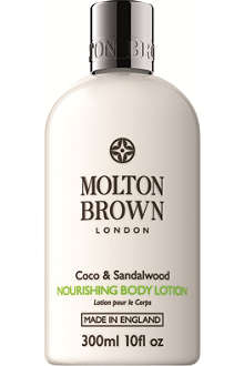 MOLTON BROWN Sandalwood & Coconut Nourishing Body Lotion 300ml