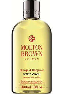 MOLTON BROWN Orange & Bergamot Body Wash 300ml
