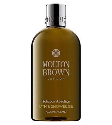 MOLTON BROWN 烟草绝对身体洗涤300毫升