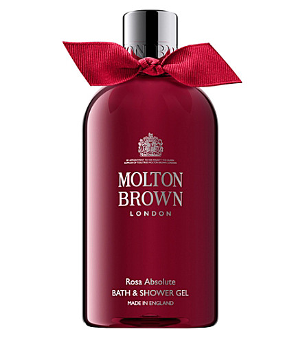 MOLTON BROWN Rosa absolute bath & shower gel