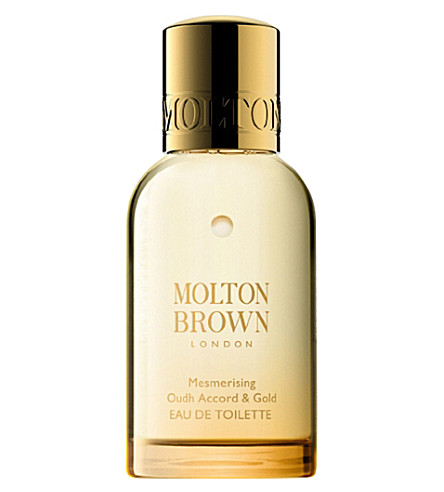 MOLTON BROWN Mesmerising Oudh Accord & Gold eau de toilette 50ml