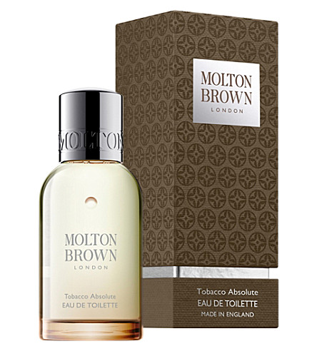 MOLTON BROWN Tobacco Absolute eau de toilette