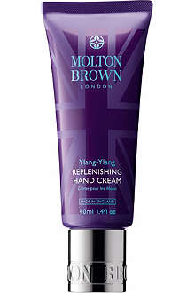 MOLTON BROWN Ylang-Ylang replenishing hand cream 40ml