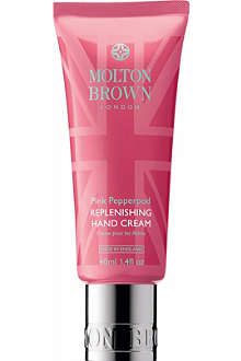 MOLTON BROWN Pink Pepperpod replenishing hand cream 40ml