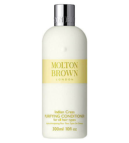 MOLTON BROWN Indian Cress purifying conditioner 300ml