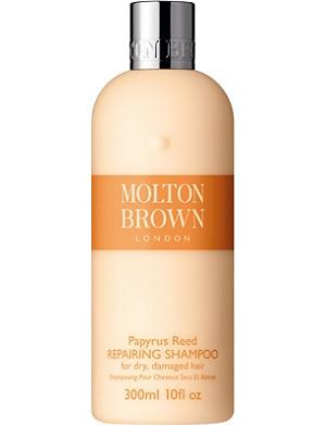MOLTON BROWN Papyrus Reed repairing shampoo 300ml