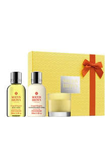MOLTON BROWN Orange & Bergamot Indulge collection