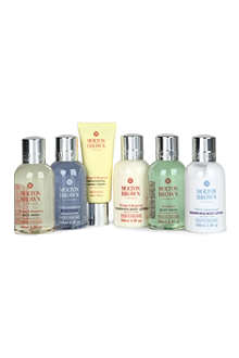 MOLTON BROWN Unisex Stowaway - The Cruise Collection