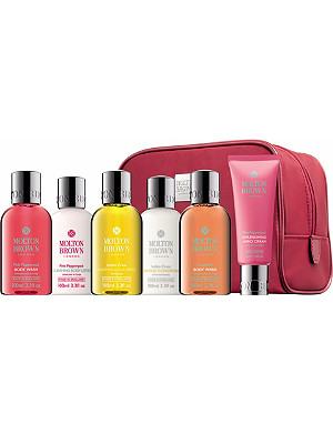 MOLTON BROWN Mini Travel Collection - Pack & Pamper