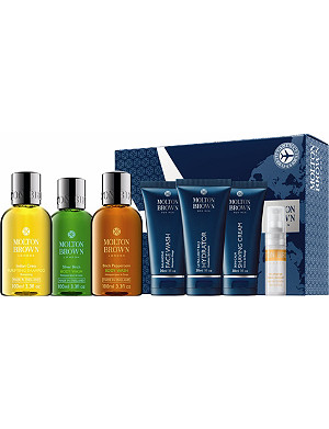 MOLTON BROWN Mini Travel Collection - Discover & Scent