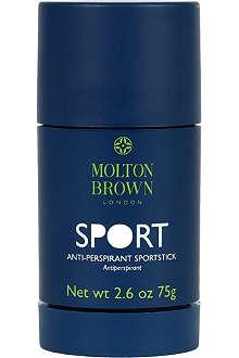 MOLTON BROWN Sport anti-perspirant deodorant stick 75g