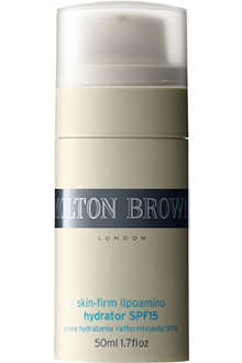 MOLTON BROWN Skin-firm Lipoamino hydrator SPF15 50ml