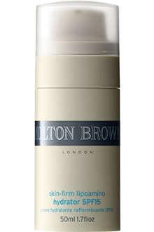 MOLTON BROWN Skin-firm Lipoamino hydrator SPF15 50ml