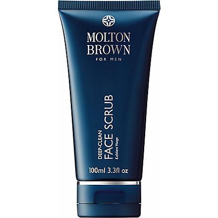 MOLTON BROWN Deep clean face scrub 100ml
