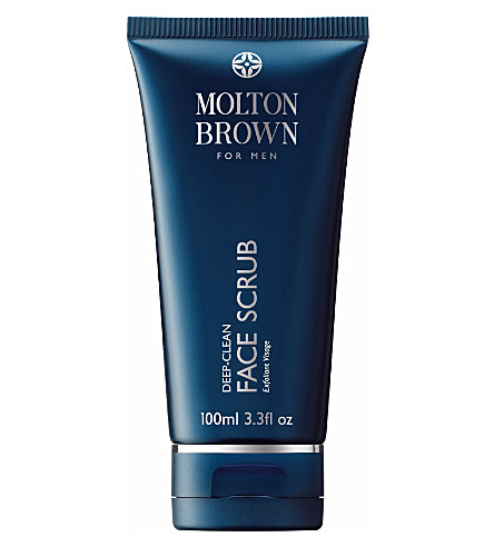 MOLTON BROWN Deep clean face scrub 100ml