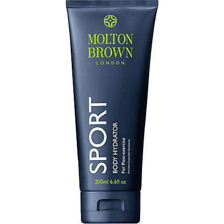 MOLTON BROWN Sport body hydrator 200ml