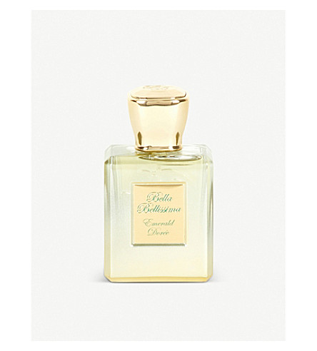 BELLA BELLISSIMA Emerald Dorée 50ml pure parfum