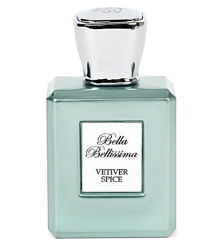 BELLA BELLISSIMA 香根香料香水50毫升