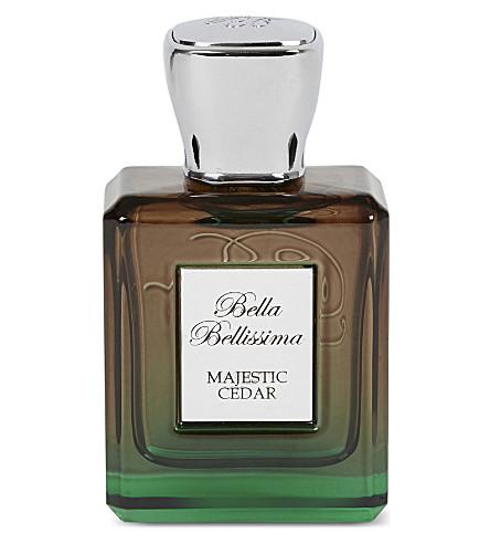 BELLA BELLISSIMA 雄伟的雪松香水50毫升