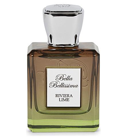 BELLA BELLISSIMA Riviera Lime eau de parfum 50ml
