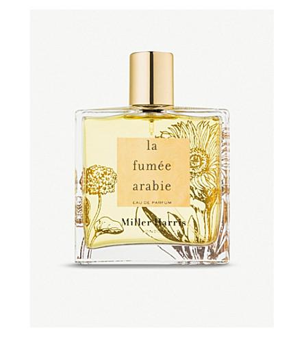 MILLER HARRIS La Fumée Arabie eau de parfum 100ml