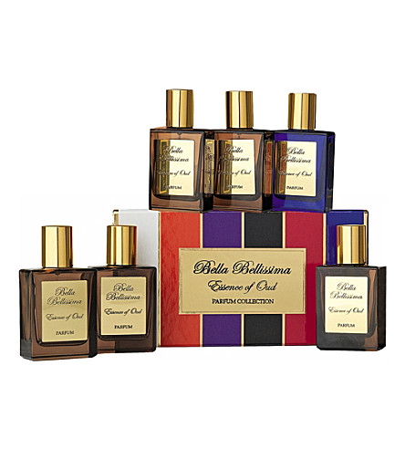 BELLA BELLISSIMA Essence of Oud set 6x50ml