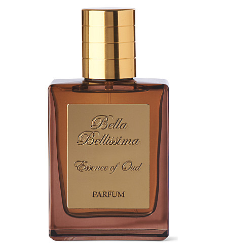 BELLA BELLISSIMA White Leather Essence of Oud parfum 50ml