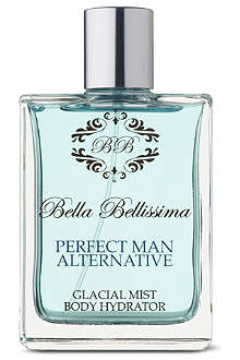 BELLA BELLISSIMA Perfect Man Alternative glacial mist body hydrator