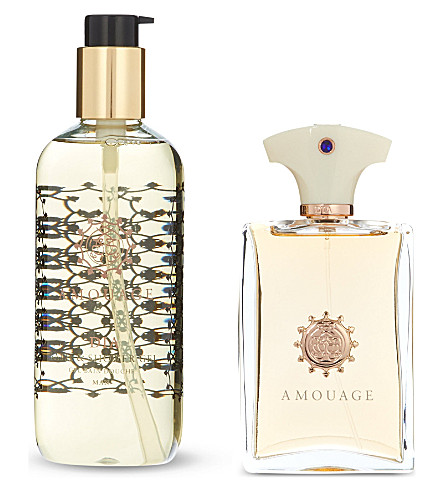 AMOUAGE Dia Man eau de parfum and body lotion gift set