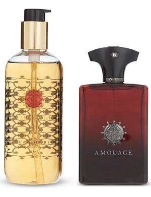 AMOUAGE Lyric Man eau de parfum collection box