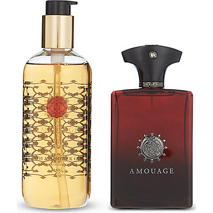 AMOUAGE Lyric Man eau de parfum collection box