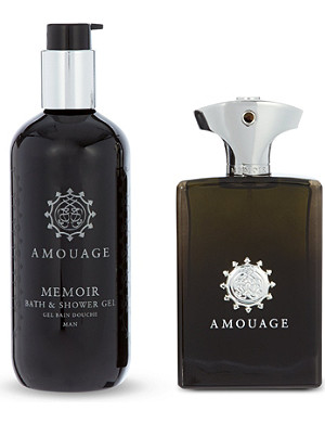 AMOUAGE Memoir Man eau de parfum collection box