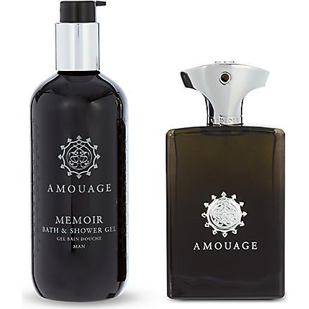 AMOUAGE Memoir Man eau de parfum collection box