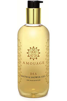 AMOUAGE Dia Woman shower gel 300ml