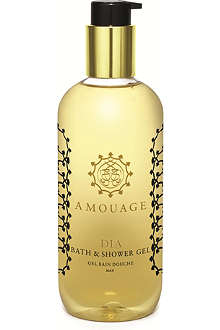 AMOUAGE Dia Man shower gel 300ml