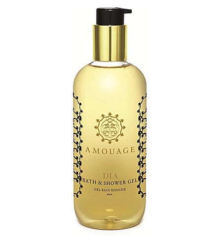 AMOUAGE Dia Man shower gel 300ml