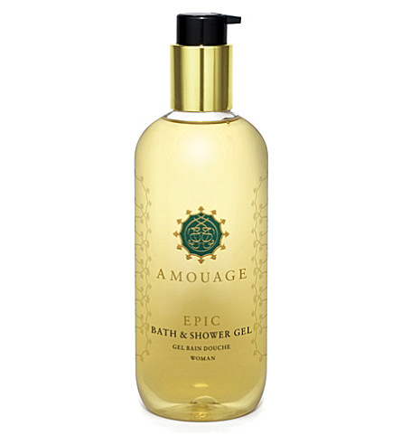 AMOUAGE Epic Woman shower gel 300ml