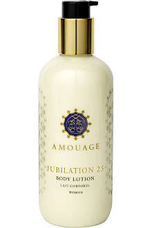 AMOUAGE Jubilation 25 Woman body lotion 300ml