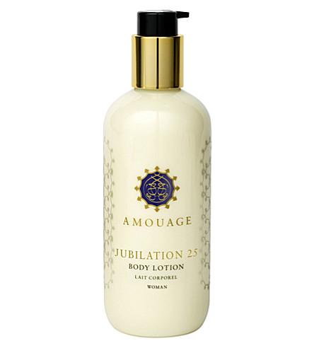 AMOUAGE Jubilation 25 Woman body lotion 300ml